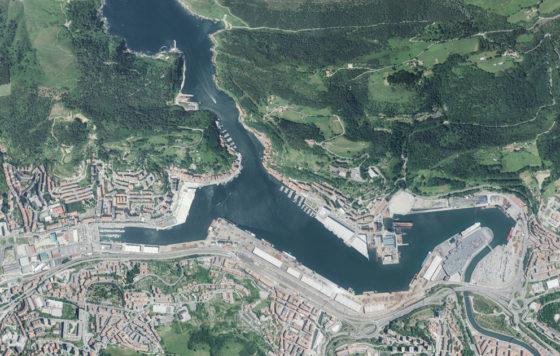 Actuaciones de mejora de la calidad de las aguas de la bahía de Pasaia