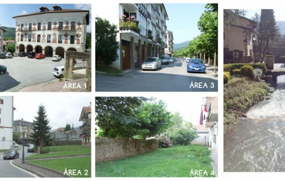Renovación de redes municipales – Bera –