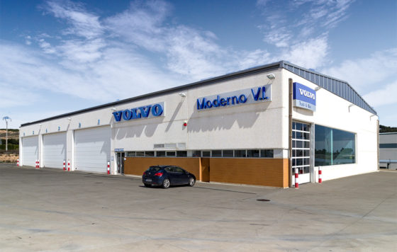 Truck repair shop – Tudela –